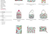 All things Cath Kidston-y / No more hunting in the archive for print names.