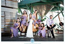 Bridesmaids & Bridesman