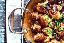 Asian Food / by Amy MacLennan