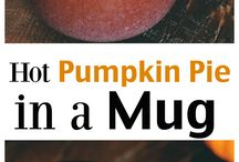 Pumpkin Beverages