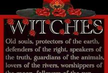 Witches, spells, tarot