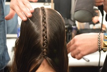 inspirações - cabelos