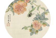 동양화풍 그림