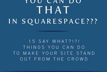 Squarespace Tips / Squarespace tips, Squarespace inspiration, Squarespace customization, Squarespace ideas, Squarespace blog, Squarespace website, Squarespace template, Squarespace tutorial, webdesign