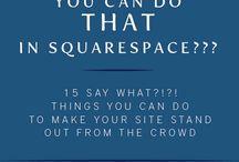 Squarespace Tips / Squarespace tips, Squarespace inspiration, Squarespace customization, Squarespace ideas, Squarespace blog, Squarespace website, Squarespace template, Squarespace tutorial, webdesign