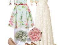 English Afternoon Tea Wedding Idea's