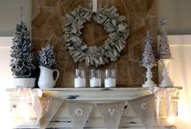 Christmas Decorating / Christmas and winter decorating ideas from my own home.