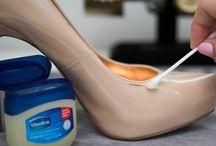 Recuperar sapatos