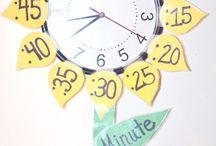 relojes y tiempo