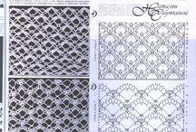 muestras de crochet