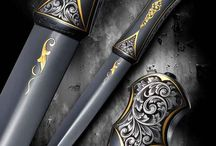 gold inlay knife