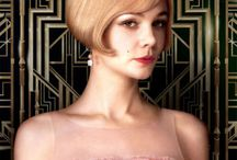 1920's Theme Hair / In celebration of International Women's Day we decided what better way to celebrate than by looking at 1920's theme hair. Why you ask? 1920's was the year of the Suffragettes. We have a couple of snippets from the hair in the new 2015 released movie and many more images to share!