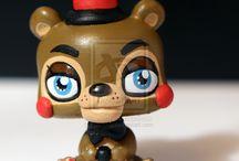 Toy Freddy FNAF