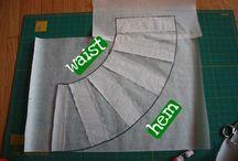 Sewing  - little girls' skirts/pants (bottoms)