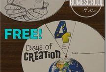 Creation lesson plan