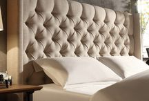 Uphostered headboards