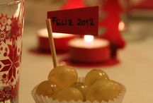 mesa de fin de año