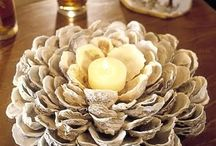 Oyster shell craft