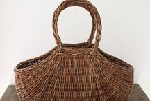Basketry - bags