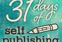 Top Tips for Indie Authors / pins about self publishing