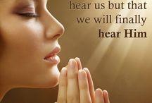 prayers / by Rosemary Miller