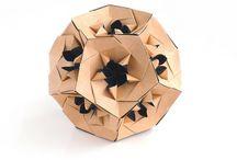 Кусудама, оригами