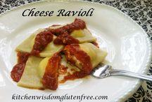 Cheese Ravioli / Kitchen Wisdom Gluten Free Cheese Ravioli Recipe