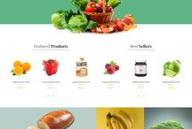 Food Website Templates