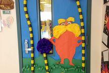 Dr Seuss / Classroom idea