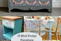 Mad About Modge Podge