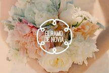 El ramo de novia / Todo lo que necesitas saber en relación al ramo de novia desde ¿Cómo elegirlo? ¿Cuántos se utilizan? hasta ideas y tendencias.
