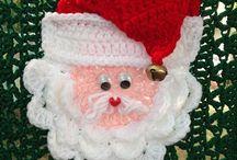 crochet navideño variedaded