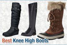 Best Knee High Boots