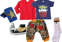 Boys Style sets / My styling combinations for my little guys Iggy & Casper. Inspiration comes from many sources but mostly my little guys personalities. :)