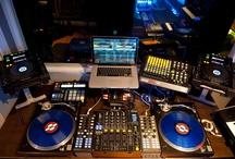Audio gear...
