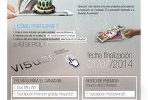 NOTICIAS VISUARTECH / Úlimas noticias de Visuartech Realidad Aumentada. Para saber más de Visuartech visite nuestra página web: www.visuartech.com