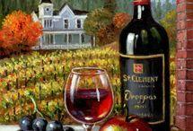 вино и виноград, κρασί και σταφύλη, wine and grapes