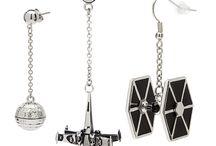 earrings & space