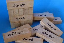 Sight word- games