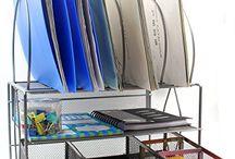 Office Desk Organizer Sets / Organize your desk with office desk organizer sets!