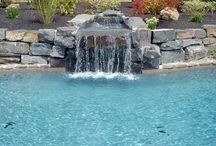 Poolhouse Inspiration / Things we think are cool, poolhouses we want to build, pools that look great with our poolhouse, and custom options that make hanging out by the pool even better...