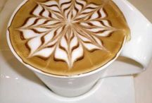 Latte Art / Interesting ways to drink coffee...or tea...or hot chocolate
