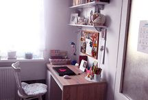 Home decor / Mostly my room c: