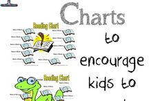 Get Kids to Read / Tips and printables to encourage kids to read / by Reward Charts