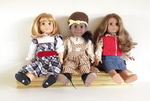 American Girls Dolls / by Vicky Fulkerson