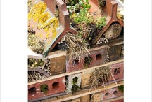 hutthurm insect hotel bienenwohnung obst garden ideas / good ideas for a didactical nature eco garden
