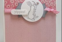 Stampin' up Storybook friends