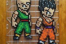 z - pixel art - Dragon Ball