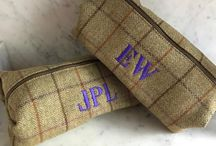 Traditionally English + Monogramming