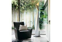 Cattelan Italia Stehleuchten / Italienische Designermöbel der Extraklasse
